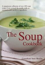The Soup Cookbook-ExLibrary