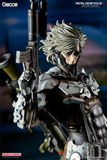 GECCO RAIDEN WHITE AMORE ver METAL GEAR SOLID GROUND ZEROS JAMEVU MISSION Statue