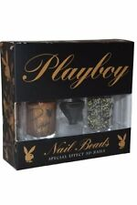 Playboy Cosmetics Nail Beads Set Special Effect 3D