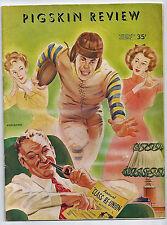 1948 Southern Cal USC Notre Dame football program Brennen Hart Heisman winner