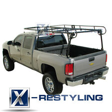 Adjustable Truck Contractor Ladder Rack Pick Up Lumber Utility 1000LBs