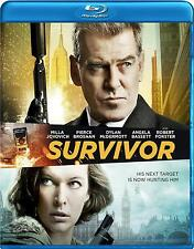 Survivor (Blu-ray) Pierce Brosnan, Milla Jovovich NEW