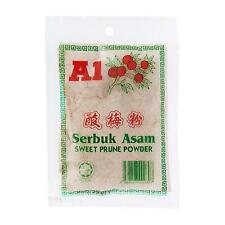 SWEET SALTY SOUR PRUNE (PLUM) POWDER Serbuk Asam Asian Condiment for Fruits