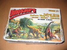 Dinosaurs Mesozoic Era Series 1 Trading Card Box