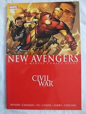 The New Avengers Vol. 5: Civil War | Brian Michael Bendis | MARVEL 2007 TPB (NM)