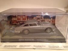 James Bond ASTON MARTIN DB5-Thunderball New and Sealed Item 1/43 Scale