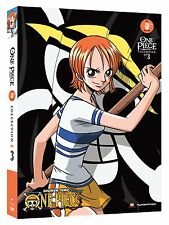 One Piece: Collection Three Complete Anime Box / DVD Set NEW!