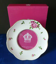 ROYAL ALBERT NEW COUNTRY ROSES PHOTOGRAPH PICTURE FRAME NEW BOXED MINT GIFT