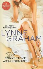A Convenient Arrangement: The Italian's WifeThe Spanish Groom by Lynne Graham