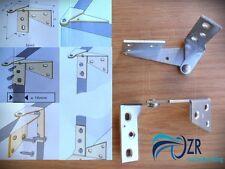 Scharnier Zapfenband für Lammellentüren Zapfenbänder  Set 2 Stück