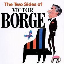 The Two Sides of Victor Borge by Victor Borge (Cassette, Nov-1998, GMG...