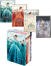 The Selection Series 1-4 Box Set (pb) Selection,Elite,One,Heir by Kiera Cass