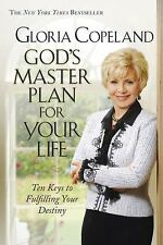 God's Master Plan for Your Life: Ten Keys to Fulfulling Your Destiny - Good - Co