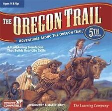 The Oregon Trail: Adventures along the Oregon Trail, 5th Edition by The Learnin