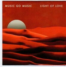 (FG438) Music Go Music, Light of Love - 2010 DJ CD