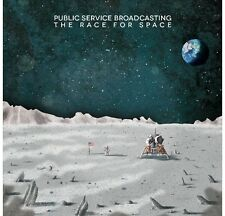 Public Service Broadcasting- Race For Space (2015) BRAND NEW SEALED CD