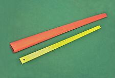 """3M Heat Shrink Tubing, FP301, Red, 1.5""""/inch diameter, 48"""" length, Best-Buy"""