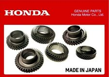 GENUINE HONDA DC5 JDM 4° 5° 6° SET INGRANAGGI K-SERIES CIVIC EP3 FN2 TIPO R New