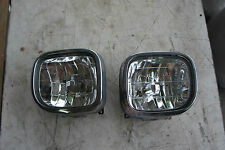 JDM Subaru Forester SF5 Sti oem fog lights foglights lense assembly ej20 kouki