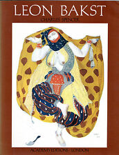 LEON BAKST BY CHARLES SPENCER - BALLETS RUSSES - VG 1st UK SOFTBACK Edn(1978)