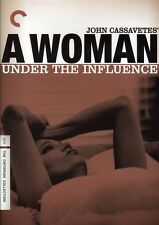Woman Under the Influence [Special Edition] [Criterion Collecti (2008, DVD NEUF)