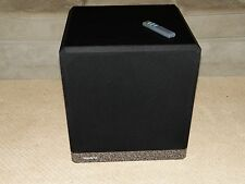 "Velodyne 18"" subwoofer with remote control original shipping carton"
