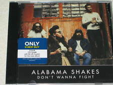 ALABAMA SHAKES - Don't Wanna Fight - EXCLUSIVE BEST BUY CD Single! w/ LIVE RARE!