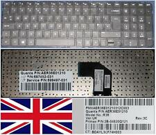 Clavier Qwerty UK HP G6-2000 R36, AER36E01210 2B-04820Q121 697452-031 Noir