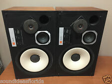 1/pr original JBL L100 Studio Monitor floor speakers in Walnut