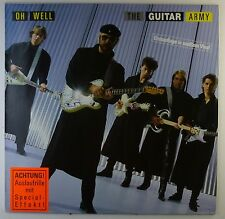 "12"" Maxi - The Guitar Army - Oh Well - A2307 - white Vinyl - washed & cleaned"