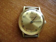 Men's Mechanical Wrist Watch Raketa 2609.I. Vintage Soviet Russian