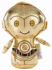 C3PO Itty Bitty Star Wars C3P0 Officially Licenced Hallmark plush beanie NEW