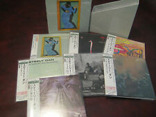 STEELY DAN GAUCHO JAPAN OBI COMPLETE 7 LP Replica CD Box Set LAST AT 2016 PRICE
