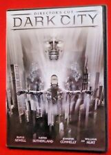 Dark City (DVD, 2008, Director's Cut) Rufus Sewell, Jennifer Connelly