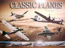 WORLD WAR 2 AIRPLANE BOMBER SET OF 4 BY NEWRAY  NEW $45 FREE SHIPPING