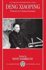 Studies on Contemporary China: Deng Xiaoping : Portrait of a Chinese...