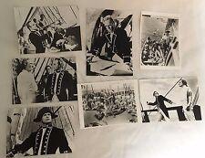 LES REVOLTES DU BOUNTY - 1962 - MARLON BRANDO - 7 PHOTOS CINÉMA PRESSE