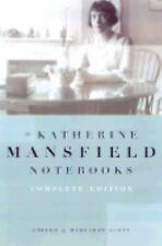 The Katherine Mansfield Notebooks by Katherine Mansfield (2002, Paperback)