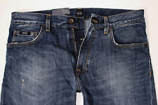 NEU - Hugo Boss - Maine - W34 L36 - Regular Straight Fit - Herren Jeans - 34/36