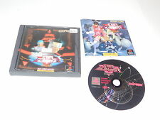 Star Gladiator Episode 1 Playstation 1 Ps1 Game Complete Japan Imported