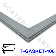 T6-GASKET-406 INOMAK UPRIGHT COMMERCIAL FRIDGE DOOR GASKET / SEAL T6GASKET406