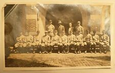 "ANTIQUE BASEBALL TEAM PHOTO LETTER "" R "" ON SLEEVE"