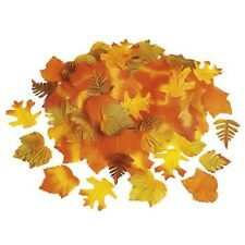 Decorative Fall Leaves 250 Pc