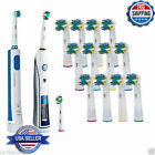 12 PCS Electric Tooth brush Heads Replacement Braun Oral B FLOSS ACTION EB25
