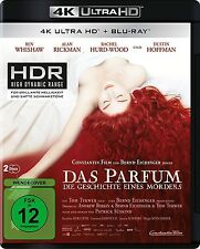 DAS PARFUM: GESCHICHTE EINES MÖRDERS 2ULTRA HD BLU-RAY NEU D.HOFFMAN/A.RICKMAN/