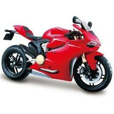 MAISTO 1:18 DUCATI 1199 PANIGALE MOTORCYCLE BIKE DIECAST MODEL TOY NEW IN BOX