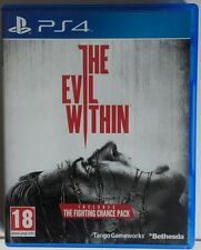 The Evil Within. Ps4. Fisico. Ingles.