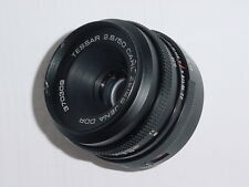 TESSAR 50mm F/2.8 CARL ZEISS JENA DDR M42 Screw Mount Lens ****-**- Ex++