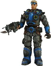 "GEARS OF WAR: Judgement - Lt. Damon Baird 7"" Action Figure (NECA) #NEW"
