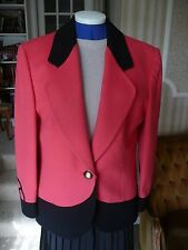 Louis Feraud Ladies Designer Vintage/Retro Jacket